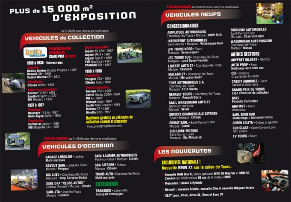 A5 Salon de l'auto 09/09:Mise en page 1