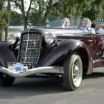 Catégorie prestige : Auburn de 1935