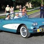 Catégorie Sport, Tourisme, populaire : Chevrolet Corvette C1 de 1959