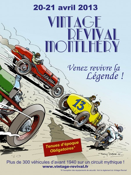Vintage Revival Monthlery 2013