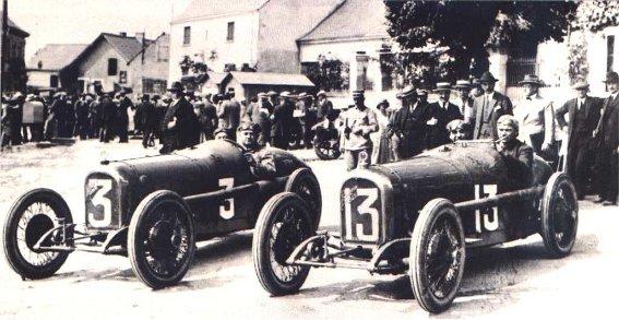 Rolland-Pilain Grand Prix ACF Tours 1923