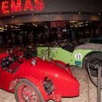 Exposition du Grand Prix de Tours au cinéma Mega CGR des 2 lions
