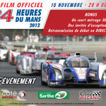 Projection du film officiel des 24 Heures du Mans 2012