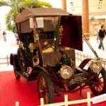Inauguration de l'exposition La Riche Soleil 2011