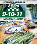 Affiche Le Mans Classic 2010