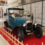 Citroën Type B2 Landaulet Taxi de 1925