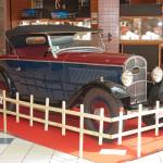 Rosengart LRG Cabriolet de 1932