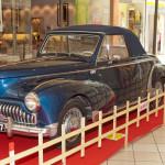 Peugeot 203 Cabriolet de 1952