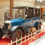 Unic Chauffeur de 1923, carrosserie Kellner