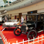 Ford T Center Door de 1920