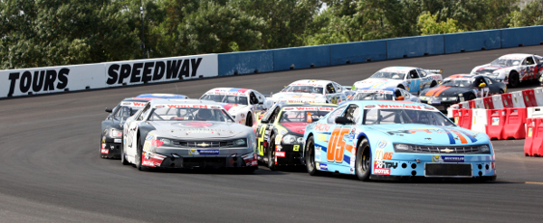 Courses NASCAR Tours Speedway