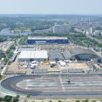 Anneau NASCAR Tours Speedway 2014