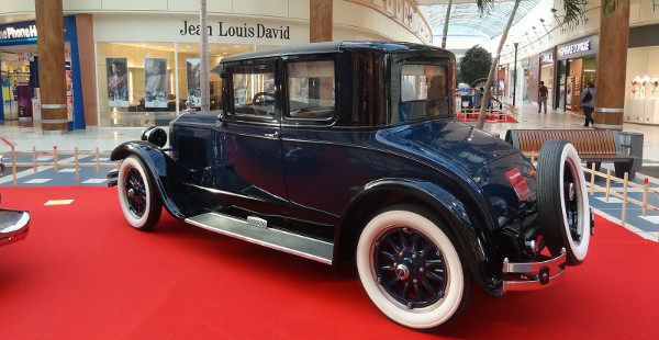 Buick Master 6 Coupé Opéra de 1926