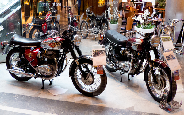 Exposition Motos Galerie Nationale 2014