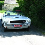 Ford Mustang Rallye Grand Prix de Tours 2014