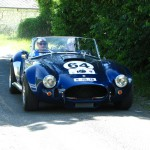 AC Cobra 427 Rallye Grand Prix de Tours 2014