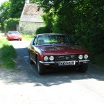 Jensen Interceptor Rallye Grand Prix de Tours 2014