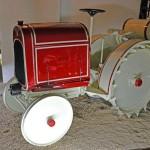 Tracteur Citroen Musée Maurice Dufresne