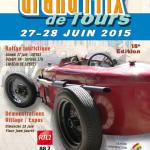 Austin Seven Spécial de 1929 - Grand Prix de Tours 2015
