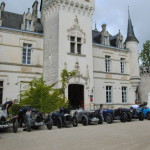 Dîner au Château