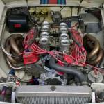 MG V8 400 CV
