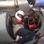Siège couchette Bugatti 35