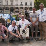 Démonstrations du Grand Prix de Tours 2015