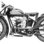 Monet Goyon année 1932 MG 250cc