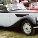 BMW 327/28 Cabriolet 1939