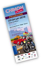 Programme 2018 du Grand Prix de Tours