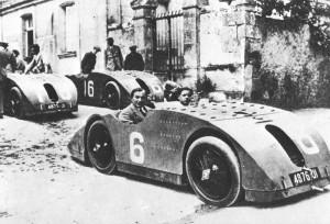 Ernest Friderich Bugatti T32