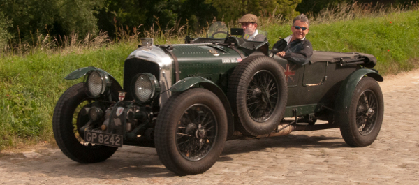 BENTLEY 4.5 L BLOWER 1929