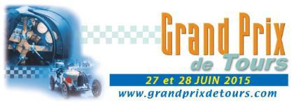 Changement de dates du Grand Prix de Tours 2015