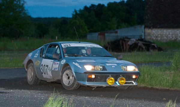 Rallye Historique - Ecurie 41