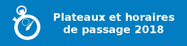 Plateaux 2016